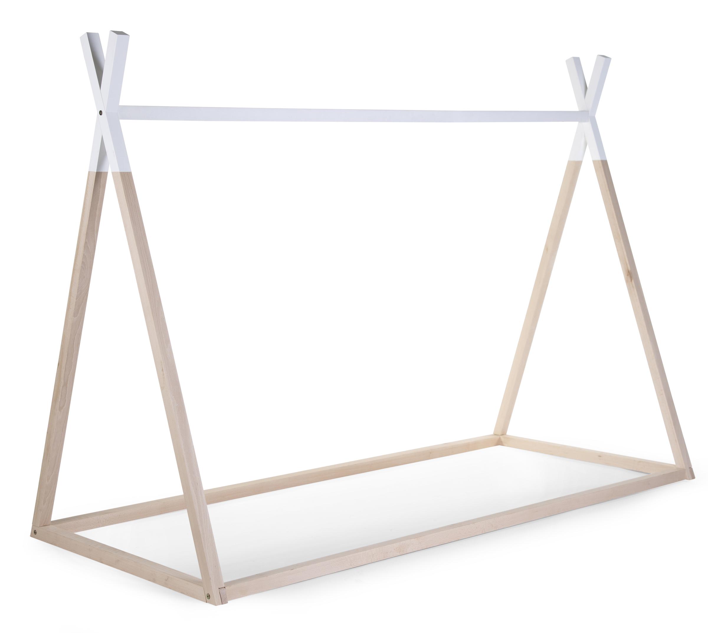Childhome - Rama do łóżka Tipi 90 x 200 cm - Esy Floresy
