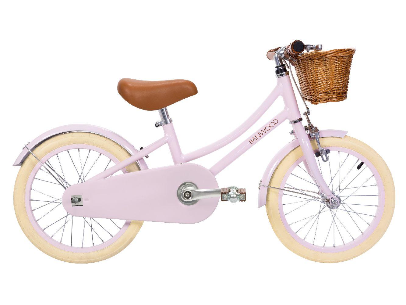 Banwood - Classic rowerek pink | Esy Floresy