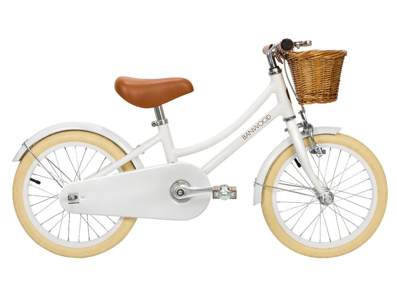 Banwood - Classic rowerek white | Esy Floresy