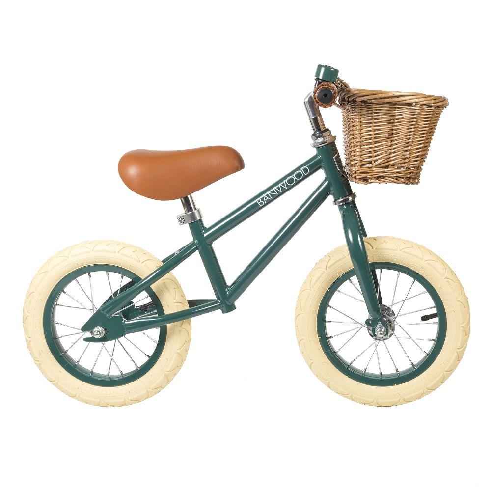 Banwood - FIRST GO! rowerek biegowy Green | Esy Floresy