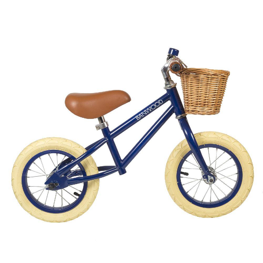 Banwood - FIRST GO! rowerek biegowy Navy | Esy Floresy