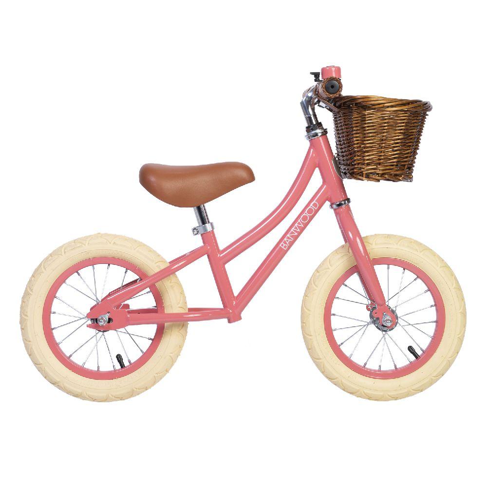 Banwood - FIRST GO! rowerek biegowy Coral | Esy Floresy