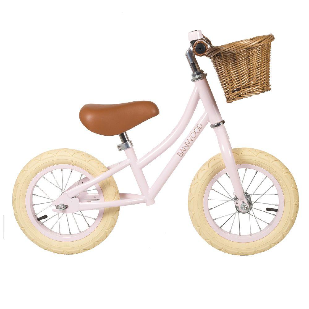 Banwood - FIRST GO! rowerek biegowy Pink | Esy Floresy