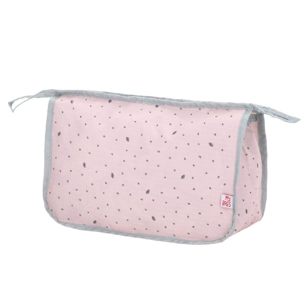 My Bag's - Kosmetyczka Leaf Pink | Esy Floresy