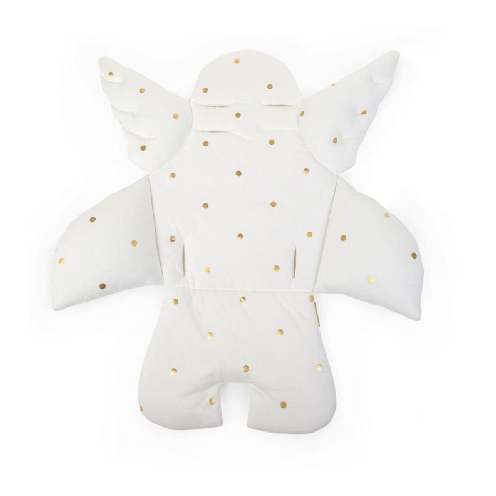 Childhome - Uniwersalny ochraniacz Anioł Gold Dots | Esy Floresy