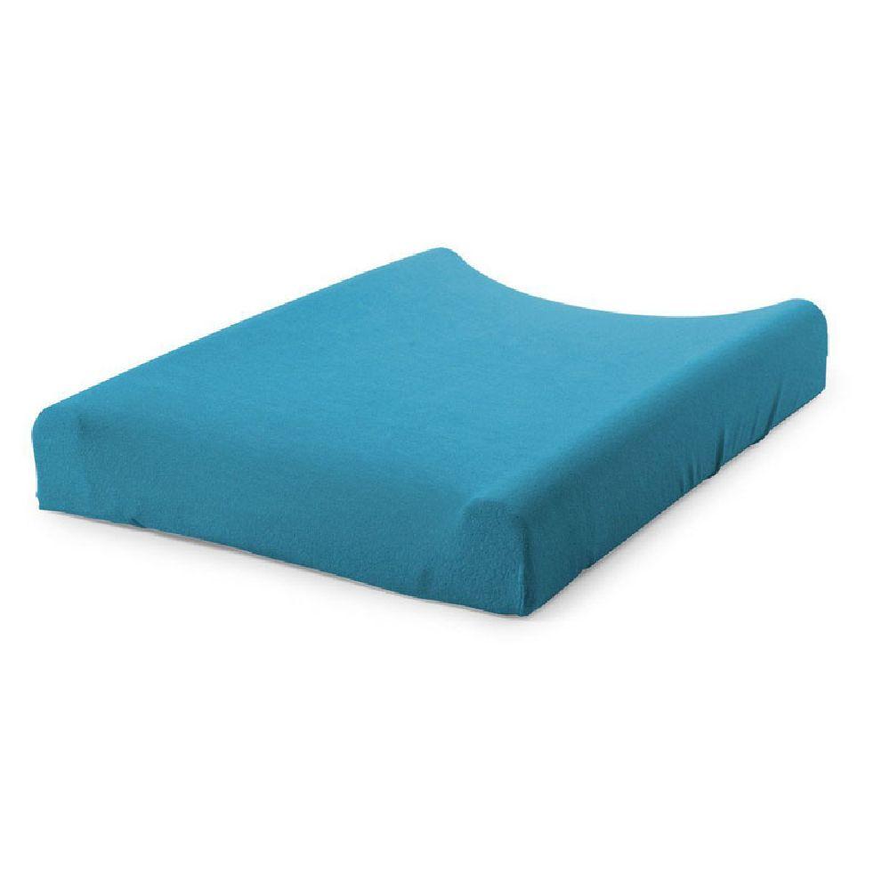 Childhome - Pokrowiec na przewijak 70 x 50 cm Turquoise | Esy Floresy