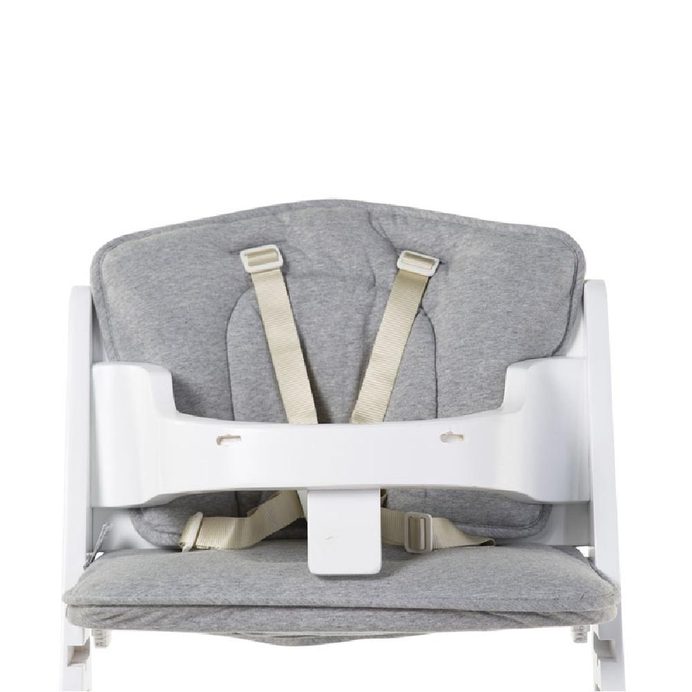 Childhome - Ochraniacz do krzesełka Lambda Jersey Grey | Esy Floresy