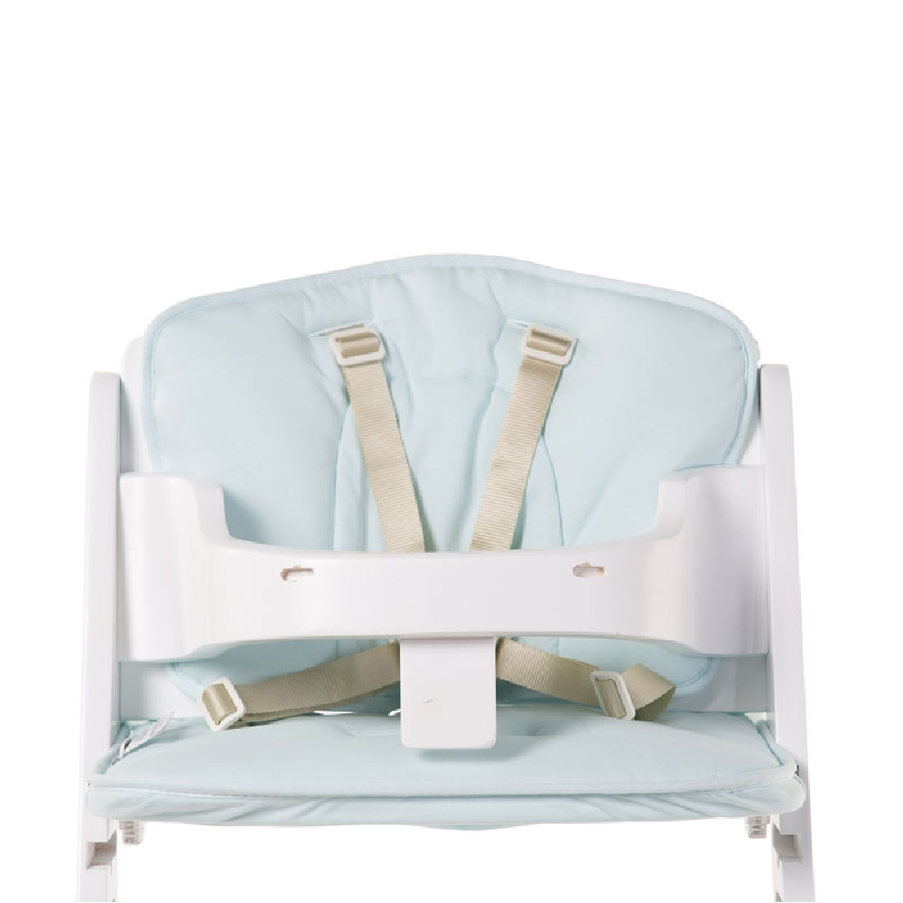 Childhome - Ochraniacz do krzesełka Lambda Jersey Mint Blue | Esy Floresy