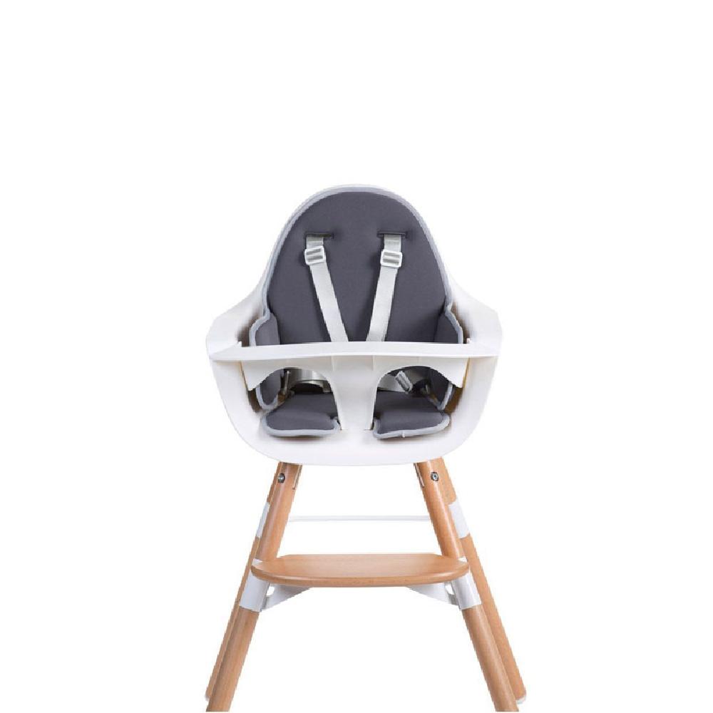 Childhome - Ochraniacz neoprenowy do krzesełka Evolu 2 Dark Grey | Esy Floresy