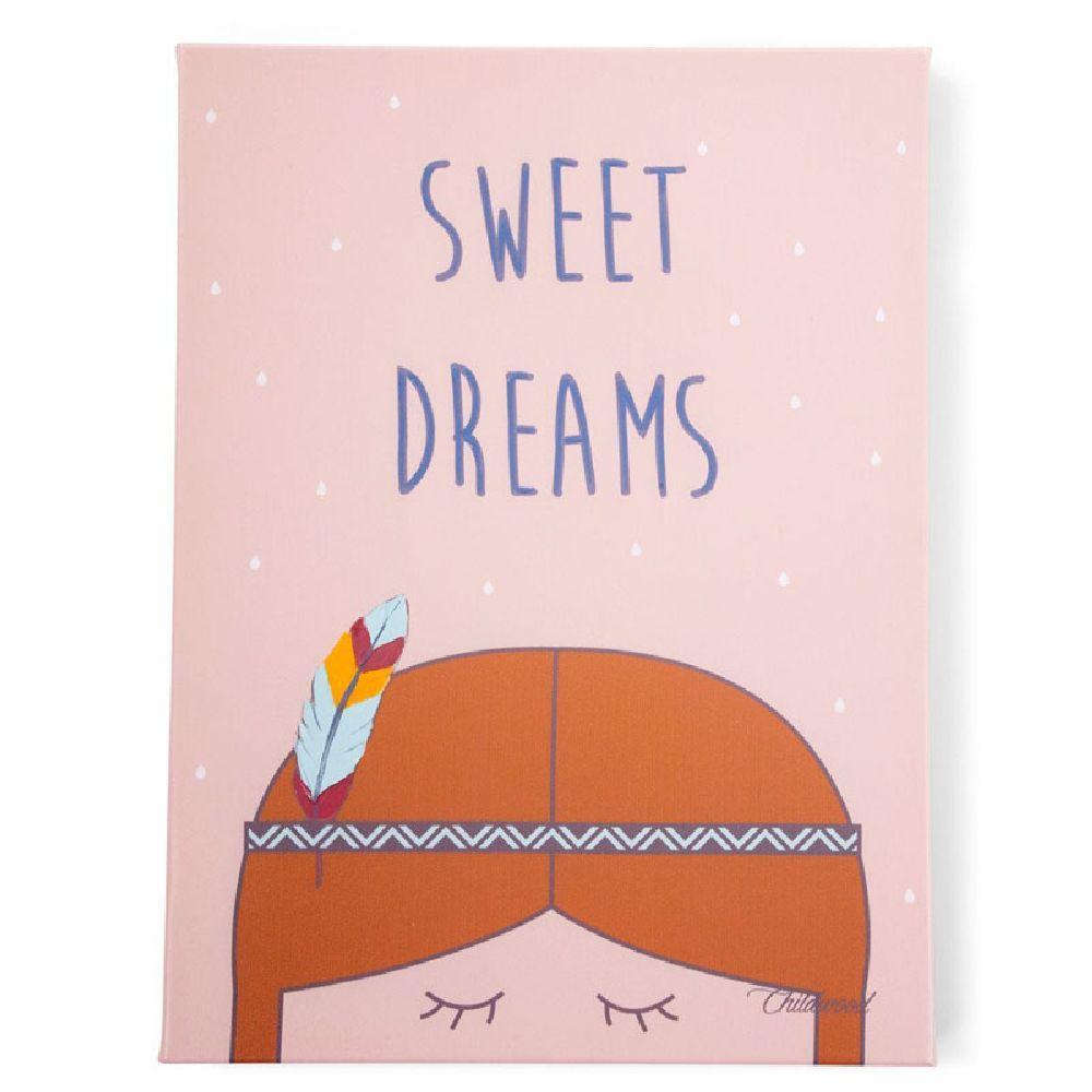 Childhome - Obraz olejny SWEET DREAMS 30x40 | Esy Floresy