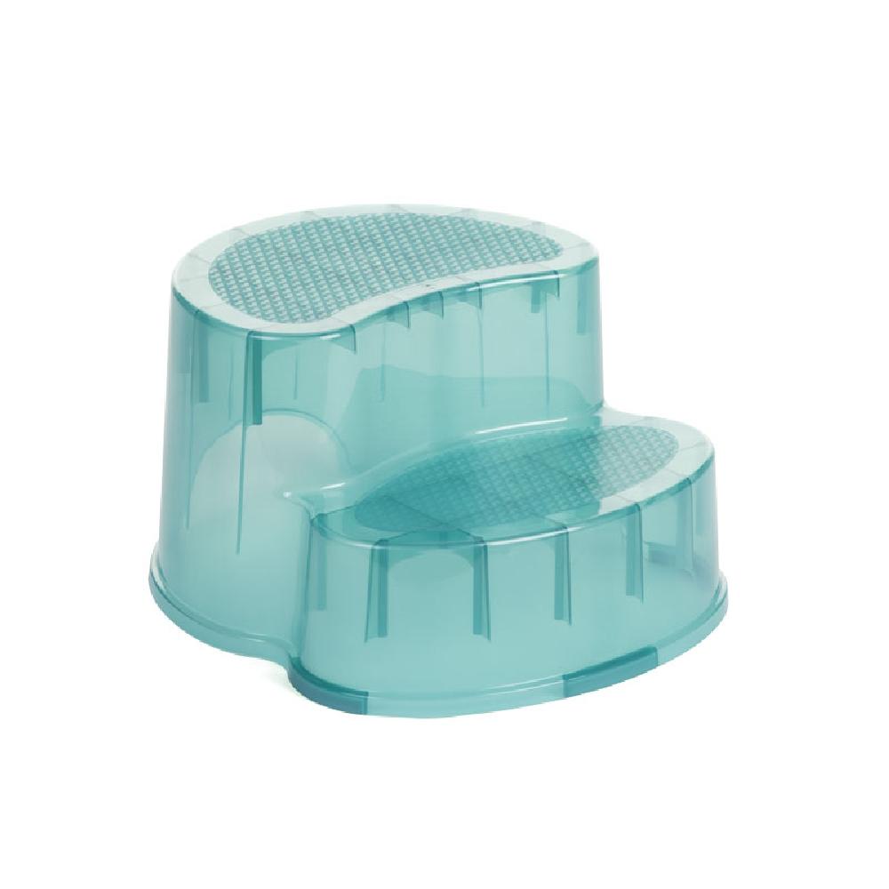 Childhome - Podest dwustopniowy i krzesełko 2w1 Aqua   Esy Floresy