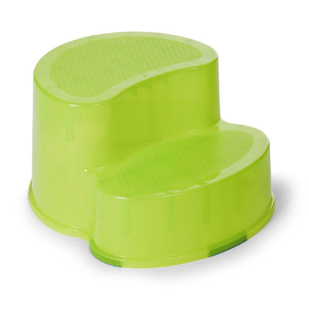 Childhome - Podest dwustopniowy i krzesełko 2w1 Lime   Esy Floresy