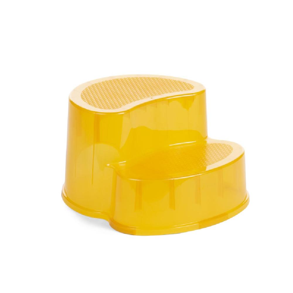Childhome - Podest dwustopniowy i krzesełko 2w1 Ochre | Esy Floresy