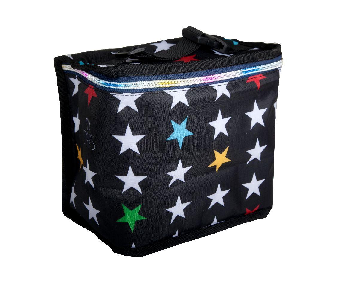 My Bag's - Torba termiczna Picnic Bag My Star's black | Esy Floresy