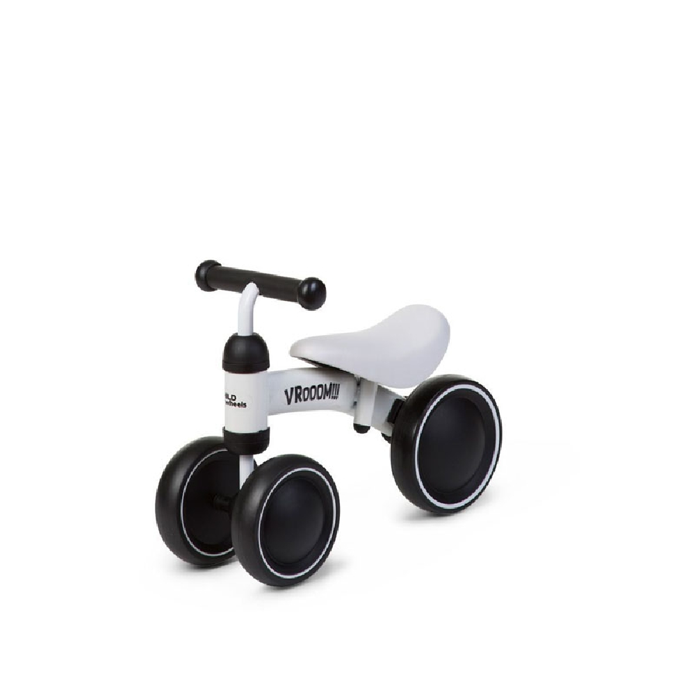 Childhome - Rowerek biegowy VROOM White   Esy Floresy