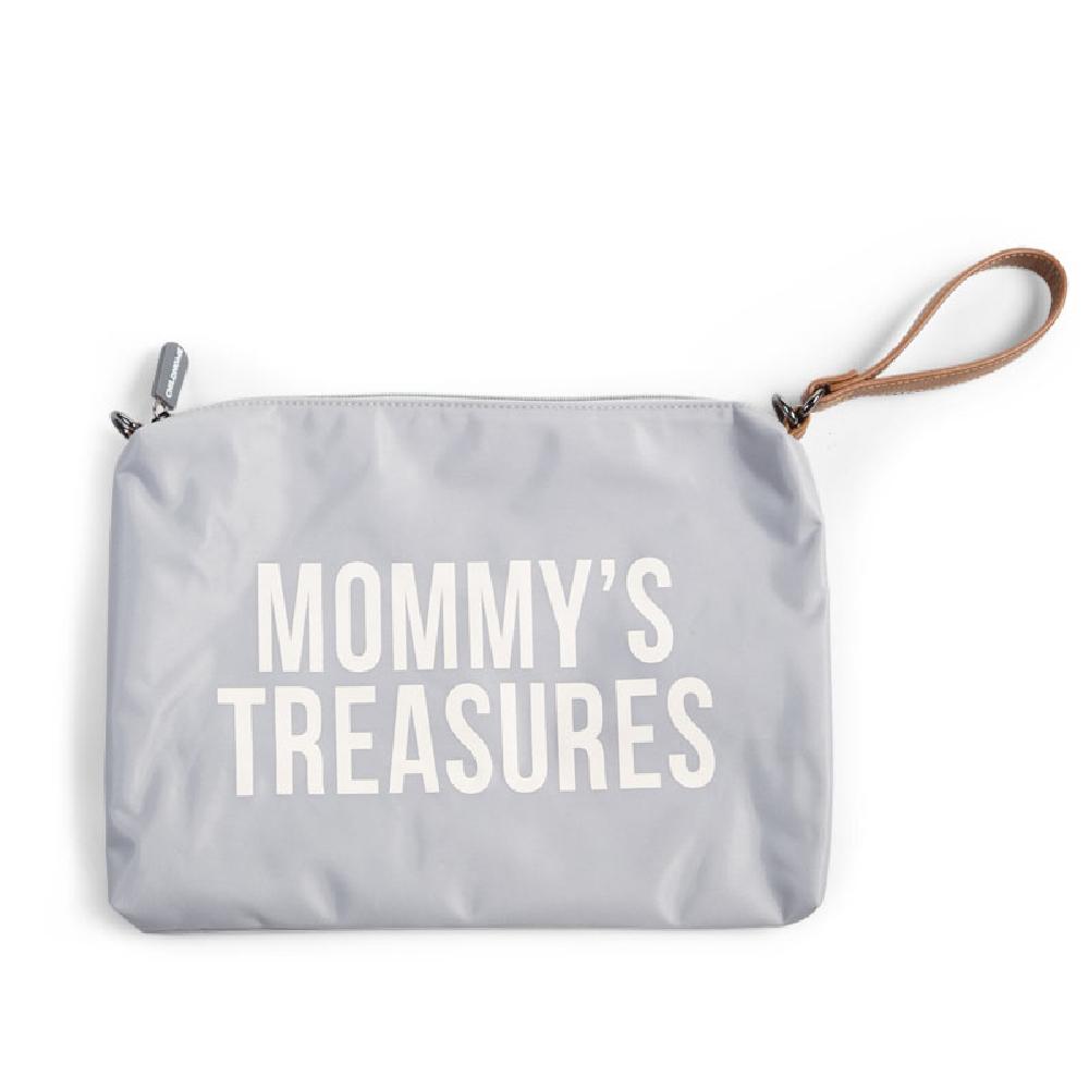 Childhome - Saszetka Mommy's Treasures Szara | Esy Floresy