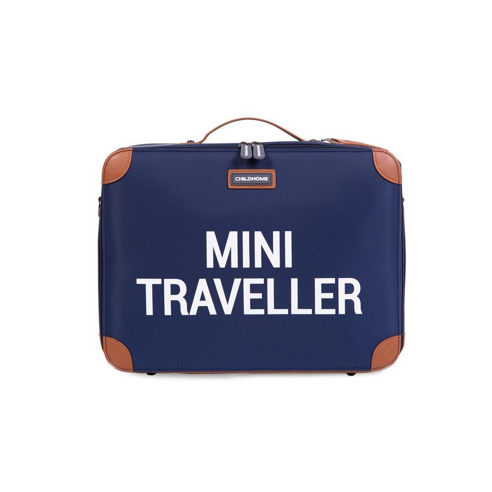 Childhome - Walizka dziecięca Mini Traveller Granatowa | Esy Floresy