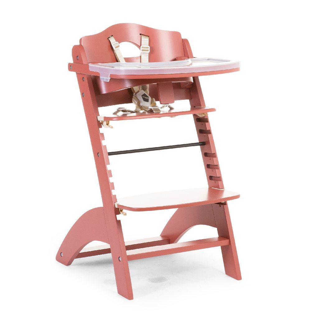 Childhome - Krzesełko do karmienia Lambda 3 Red Brick | Esy Floresy