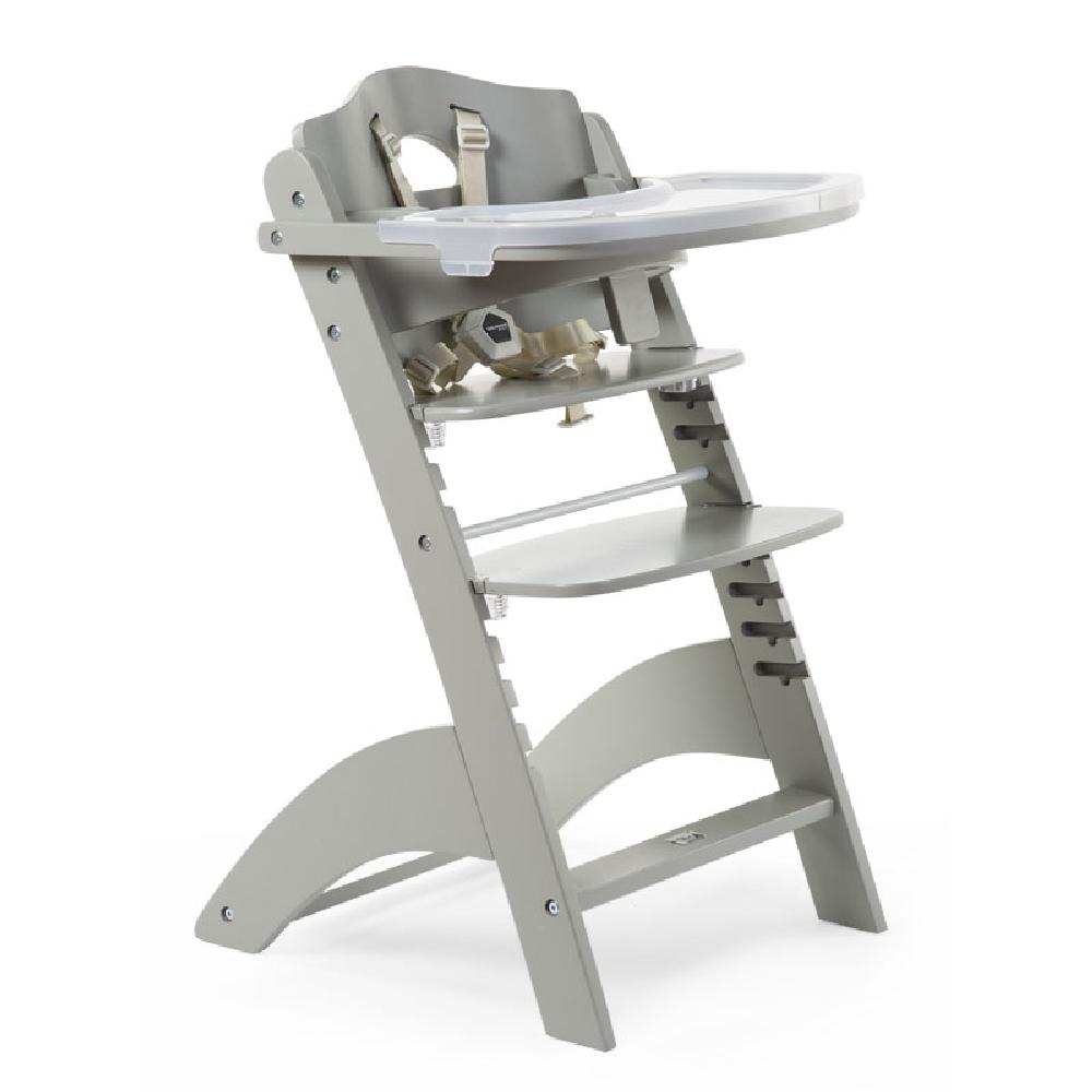 Childhome - Krzesełko do karmienia Lambda 3 Stone Grey   Esy Floresy
