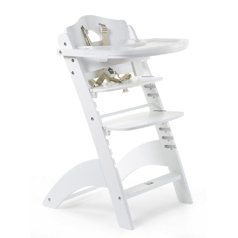 Childhome - Krzesełko do karmienia Lambda 3 White | Esy Floresy