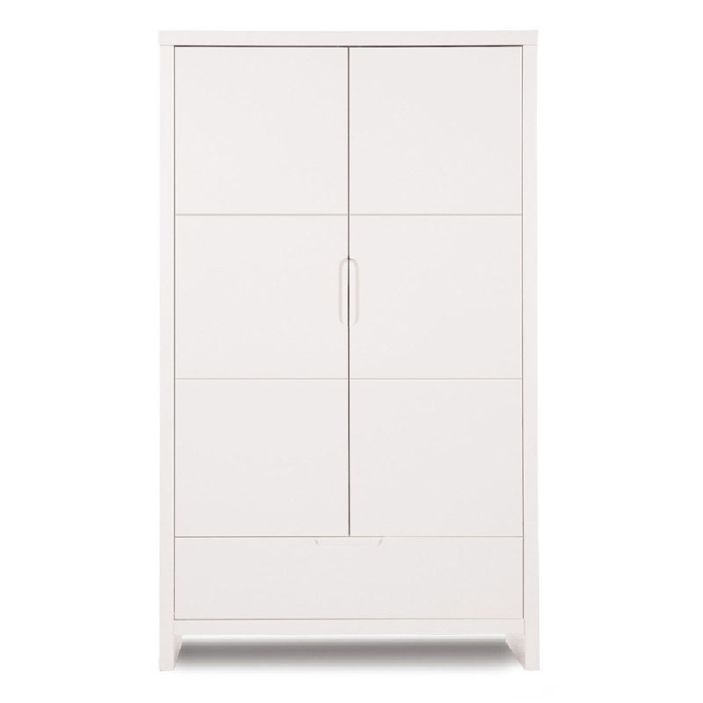 Childhome - Szafa 2-drzwiowa Quadro White | Esy Floresy
